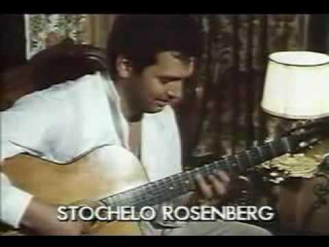 Stochelo Rosenberg Home in his trailer