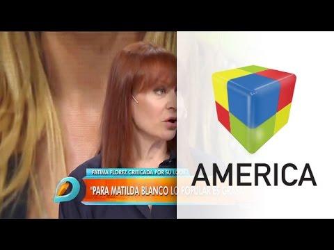 Moda y murga: Matilda Blanco reivindicó sus críticas a Fátima Florez y cargó contra Ravelli