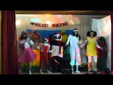 CENTRO SOCIAL DE ALDEIA DAS DEZ-FESTA DE NATAL 2013