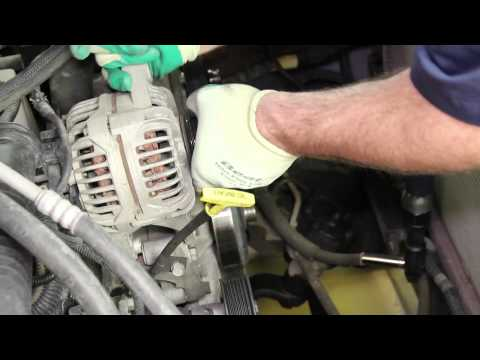 How to Install a Water Pump: Chrysler/Dodge 5.9L V8 RWD WP-9126 AW7160