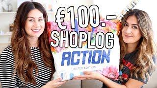 WIJ GAVEN €100,- UIT BIJ ACTION - SHOPLOG!
