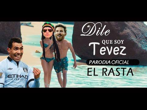 Ozuna - Dile Que Tu Me Quieres || PARODIA || DILE QUE SOY COMO TEVEZ!! ft Messi