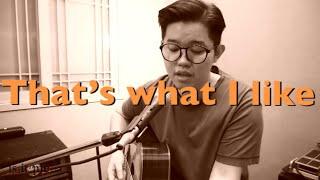 Download Lagu 《That's what I like》雷御廷 Guitar cover (Bruno Mars火星人布魯諾) Gratis STAFABAND