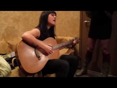 Kelli Scarr - Almost Home (Moby & Damien Jurado Cover)