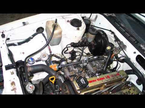 toyota corolla gt coupe twin cam 16v ae86 - YouTube