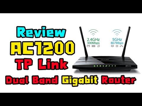 แกะกล่องรีวิว&ตั้งค่า   Archer C1200 TP Link Router Dual Band Review แรงจริง!!!
