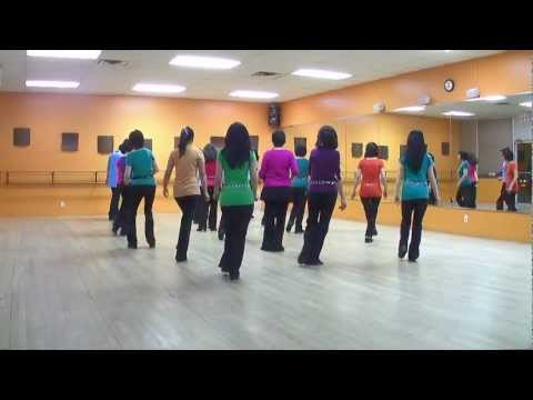 Take Me To Your Heart - Line Dance (dance & Teach In English & 中文) video