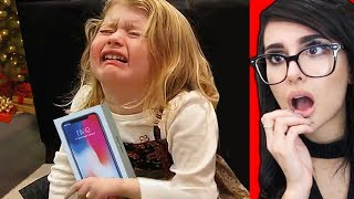 Kids Who CRIED Over BAD CHRISTMAS PRESENTS