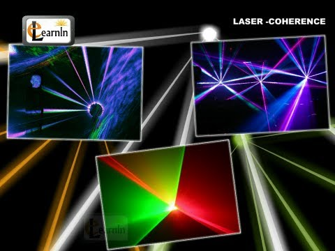 Characteristic Properties of Laser - Coherence - Physics