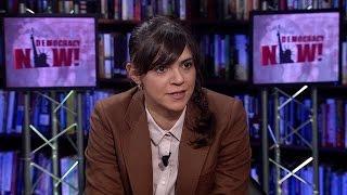 Mexican Writer Valeria Luiselli on Child Refugees & Rethinking the Language Around Immigration