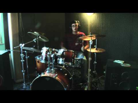 Bullet For My Valentine - Waking The Demon (drum Cover By Bogdan) video