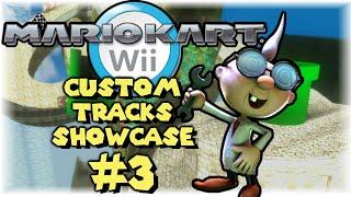 Mario Kart Wii Custom Tracks - Showcase #3