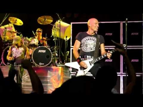 Accept performing Stalingrad Live in Anaheim 2012