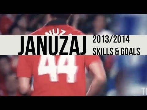 ADNAN JANUZAJ   Skills & Goals   Manchester United 2013/2014 HD