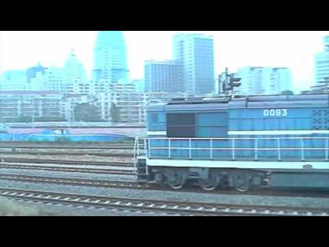 K27 train to North Korea (1 of 2)