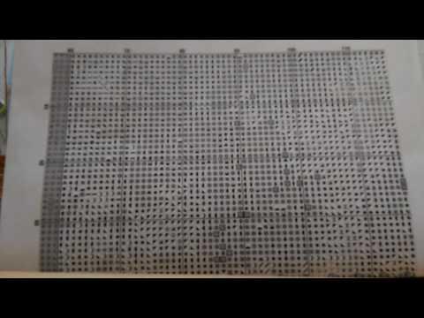 Схема для вышивки шоколадная ночь 164