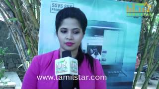 Devika Madhavan At FB Statushae Podu Chat Pannu Team Interview