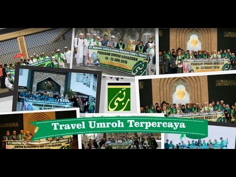 Video travel umroh terpercaya