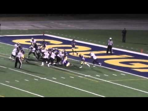 Evan Rambo Junior 2013 Season Highlights Verbum Dei High School
