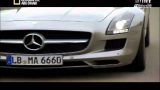 National Geographic Mercedes SLS AMG