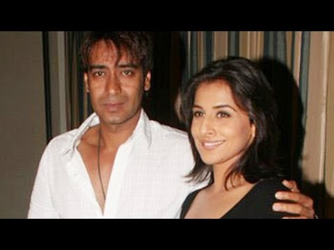 Ajay Devgn and Vidya Balan will sizzle again