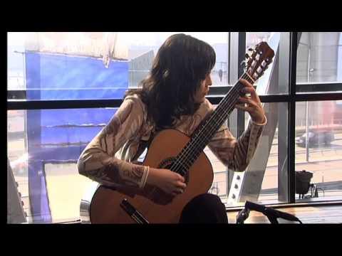 Irina Kulikova - José María Gallardo del Rey/ from: California suite: Preludio