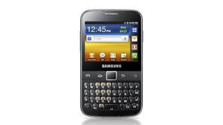 Samsung Galaxy Y Pro