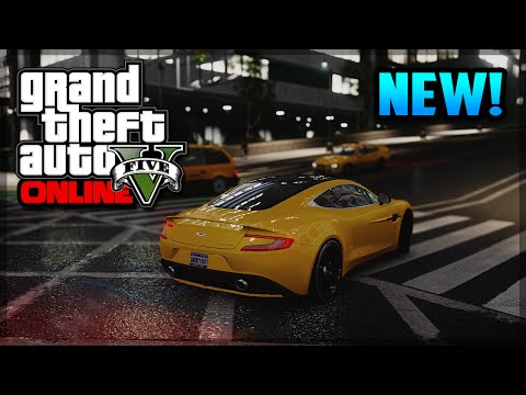 GTA 5 Online - What PS4, Xbox One, & PC Will Include! (GTA V Online)