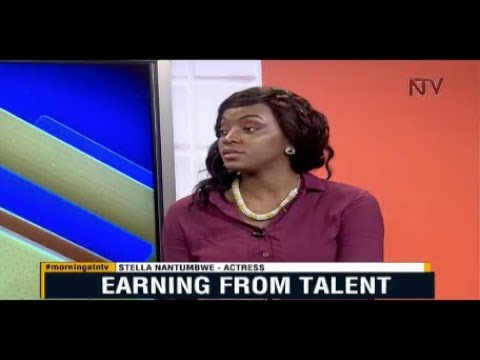 Actress Stella Nantumbwe on what it takes to earn from your talents