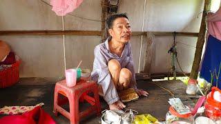 Người đàn ông dựng chòi sống trên ao nước thải chuồng heo, ăn ngủ vệ sinh tại chỗ