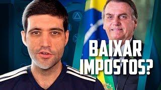 Bolsonaro vai abaixar os preços dos jogos no Brasil?