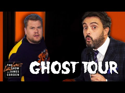 Ghost Tour of Late Late Show Studios