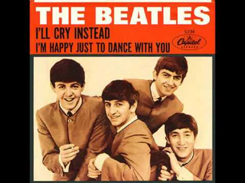 Beatles - Ill Cry Instead