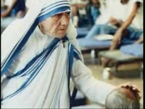Blessed Mother Teresa of Calcutta, EWTN sung by Angelina