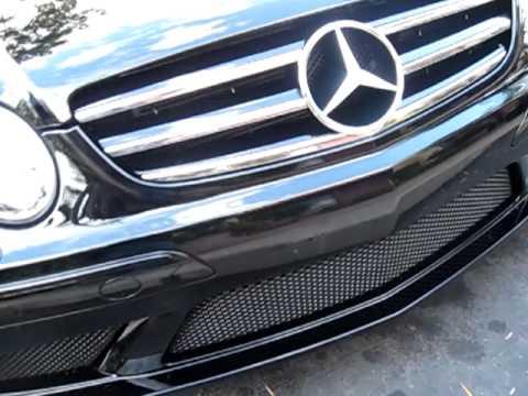 Mercedes Clk Black Series For Sale. A Black Mercedes-Benz CLK63