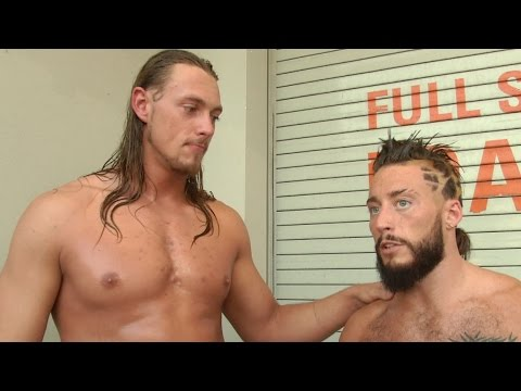 Enzo Amore is having trouble remembering