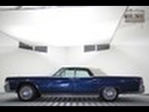 blue 39 65 lincoln continental youtube. Black Bedroom Furniture Sets. Home Design Ideas