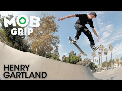 Henry Gartland: The Grippiest | MOB Grip