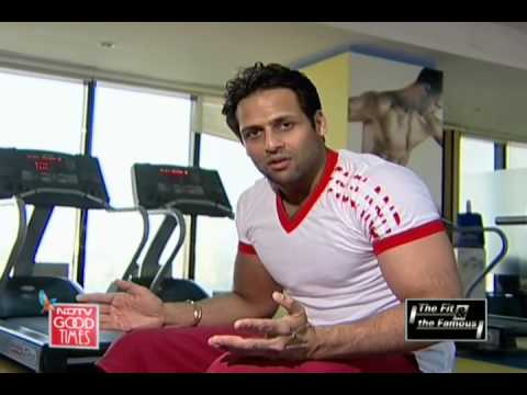 Gym it up with Bikram Saluja Video