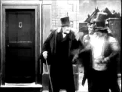 A CHRISTMAS CAROL (1910) - Edison Film Company