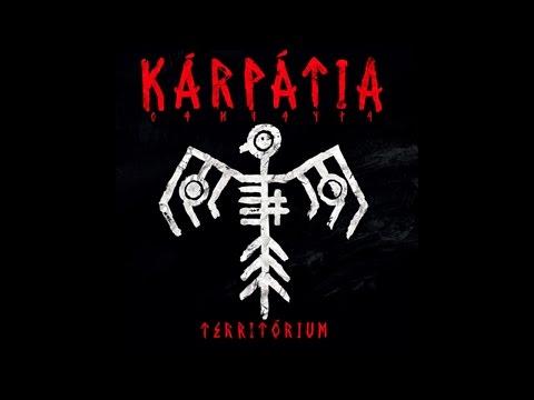 Kárpátia - Territórium Album