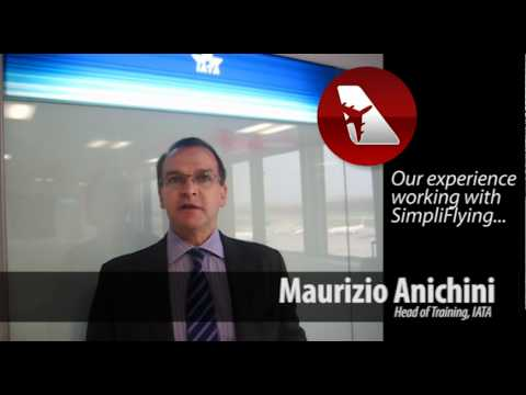 IATA Experience working with SimpliFlying - Maurizio Anichini speaks