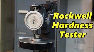 SNS 250: Togoshi Seiki Hardnes Tester, Shaper Cutting