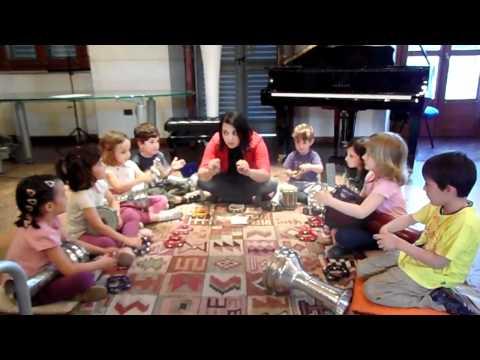 Associazione Mousiké – Saggio del Corso di Laboratorio propedeutica musicale [2] – 26 Maggio 2012