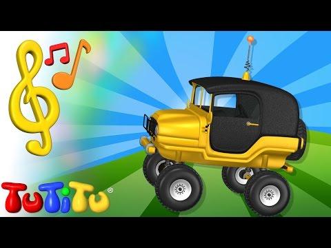 Canciones para niños en Ingles con TuTiTu | Jeep | Aprender inglés para niños y bebés