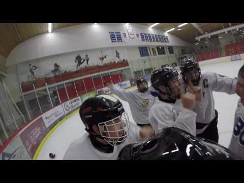 PGSS HP Hockey, Christmas cup 1st place/ Gopro hockey goalie