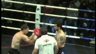 MIX FIGHT EVENTS   DANI GOMEZ VS LEVON MINASYAN