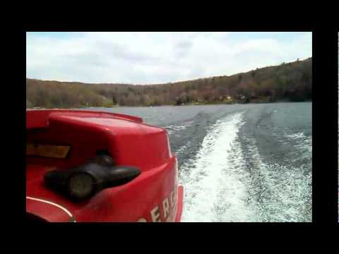 Mercury Kiekhaefer Outboard Motor