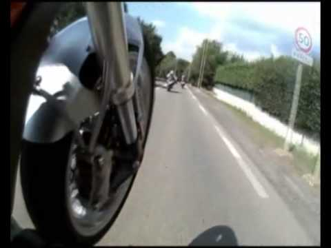 2009 Ducati Monster 1100 all action! Video