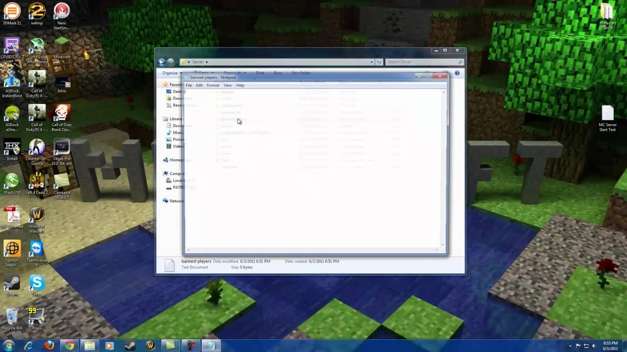 Minecraft Server - Скачать